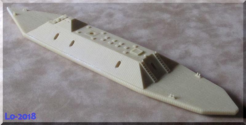 CSS Atlanta - Verlinden - 1/200ème Avant_11