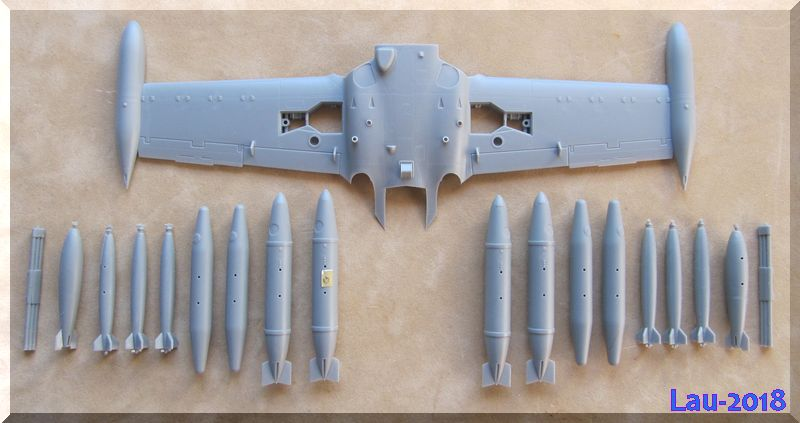 Cessna A-37B Dragonfly - Trumpeter - 1/48ème Charge10