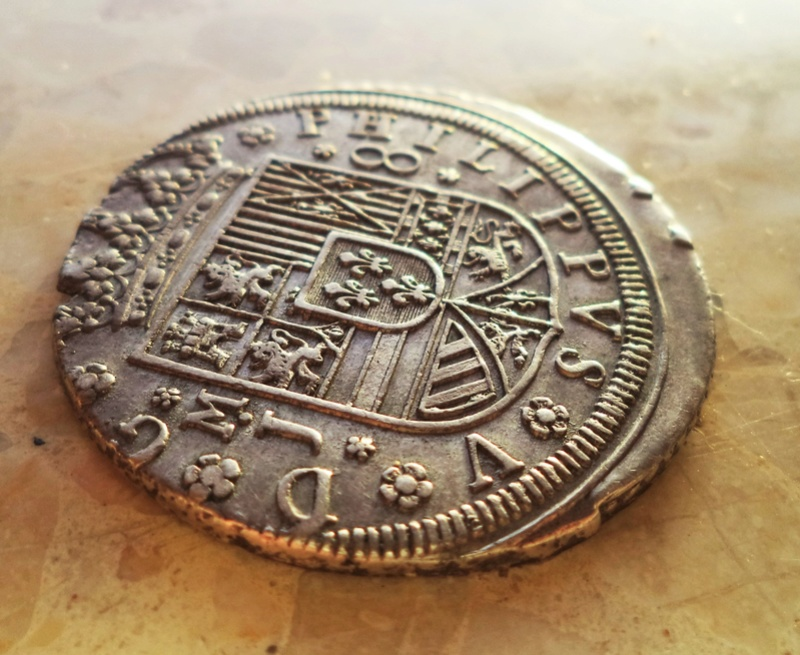 8 reales de Felipe V, Madrid, 1710 Dsc00610