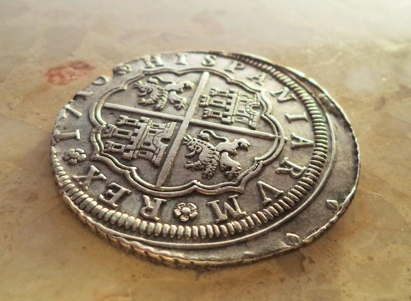 8 reales de Felipe V, Madrid, 1710 Dsc00611