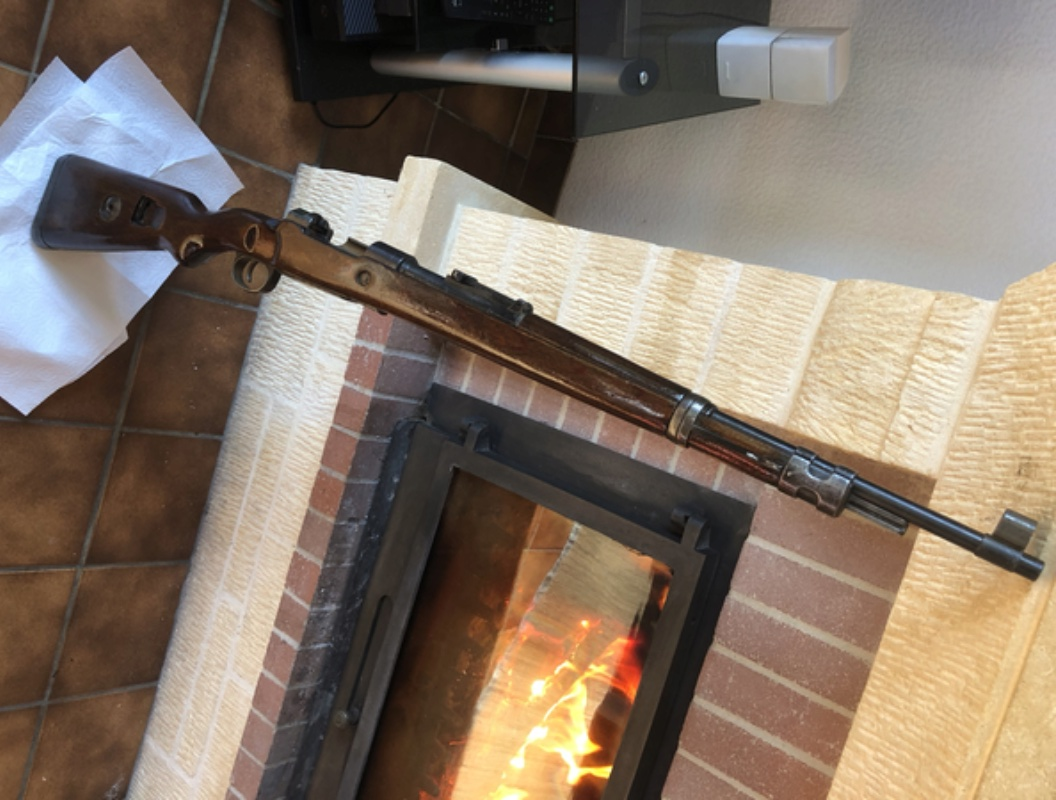 Identification Mauser 98k 1943 51b2de10