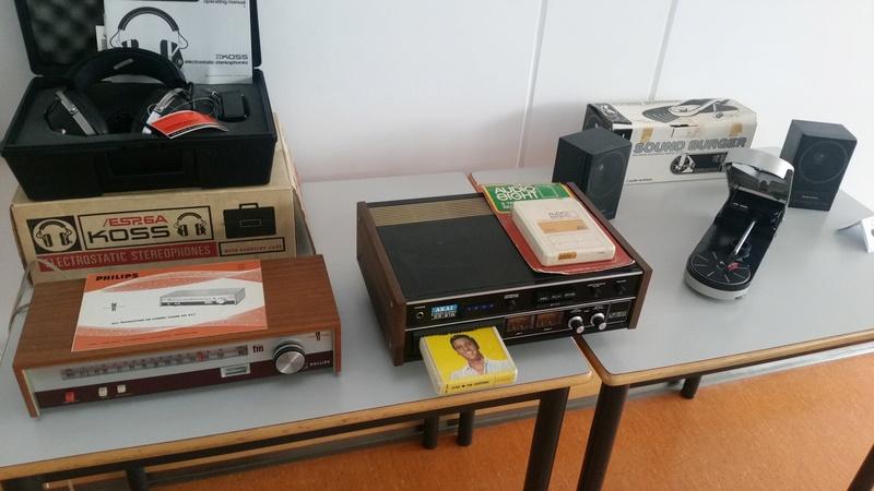 Exposição Audio Vintage 2018 20180213