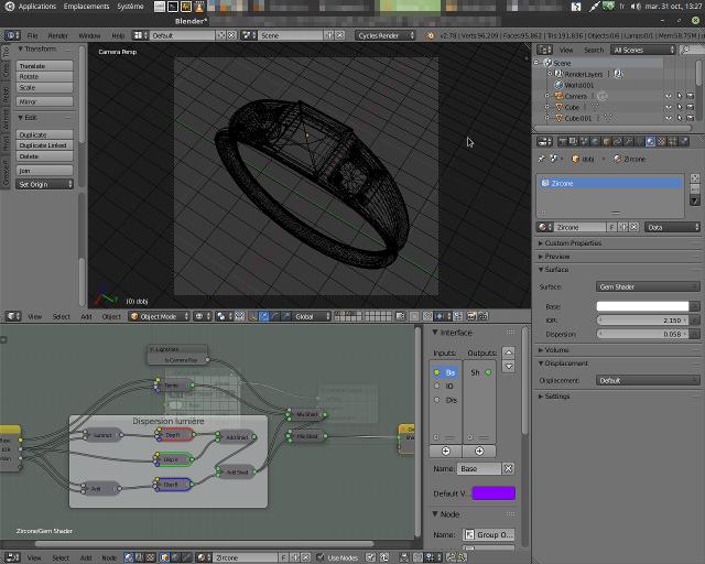 La conception 3D comme outil de dessin. Captur10