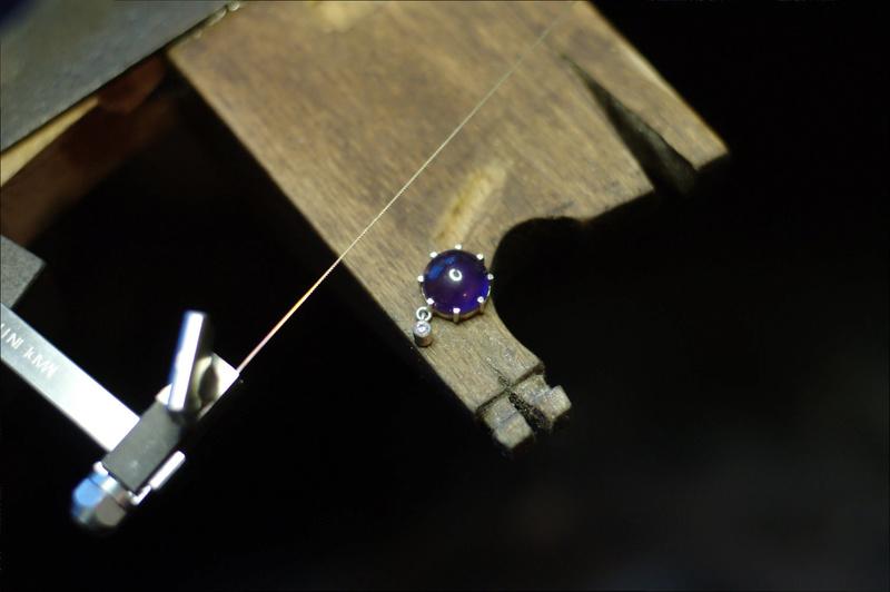 Pendentif 8 griffes et bélière sertie Dsc_0652