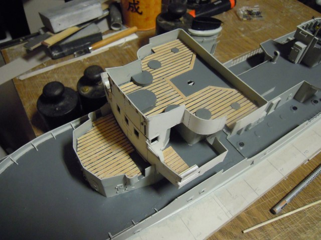 Minensuchboot M43 1/70 - Seite 9 Dscn7238