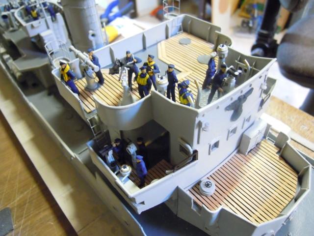 Minensuchboot M43 1/70 - Seite 10 Dscn7348