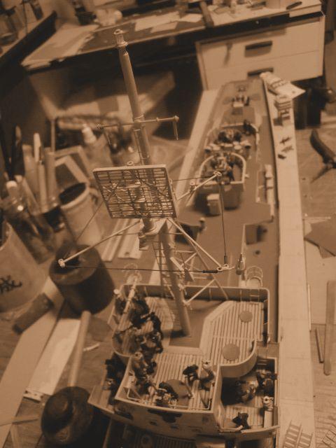 Minensuchboot M43 1/70 - Seite 10 Dscn7374