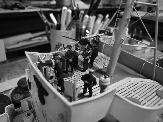 Minensuchboot M43 1/70 - Seite 10 Dscn7410