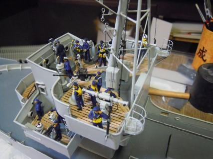 Minensuchboot M43 1/70 - Seite 10 Dscn7411
