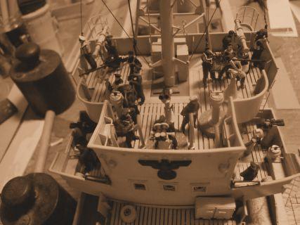 Minensuchboot M43 1/70 - Seite 10 Dscn7413