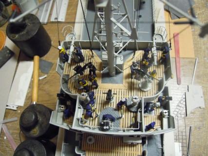 Minensuchboot M43 1/70 - Seite 10 Dscn7414