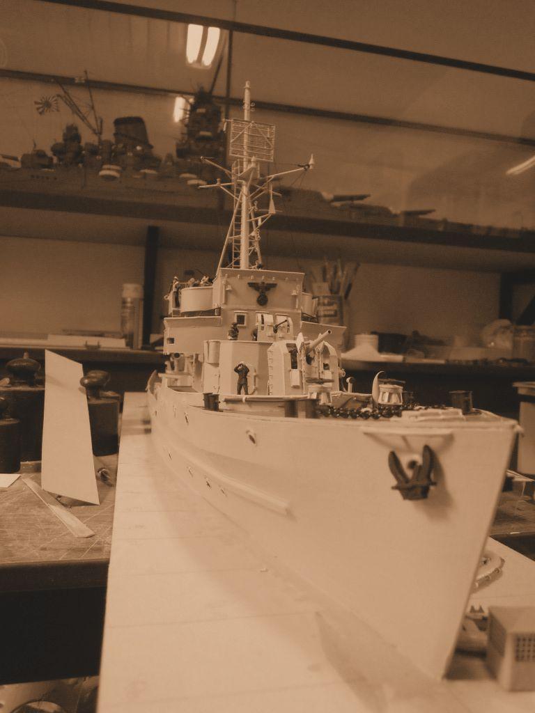 Minensuchboot M43 1/70 - Seite 11 Dscn7516