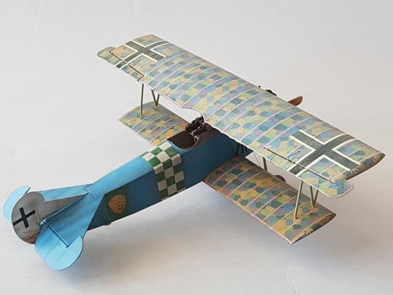 Fokker D.VIIF de Franz Büchner (Jasta. 13) au 1/48 de chez Eduard - Page 2 D7-2710