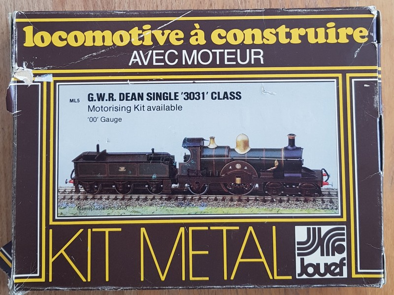 Challenge 2018: les locomotives Dean1010