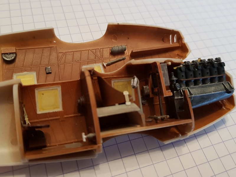 LFG Roland C.II (Revell 1/48) Roland11