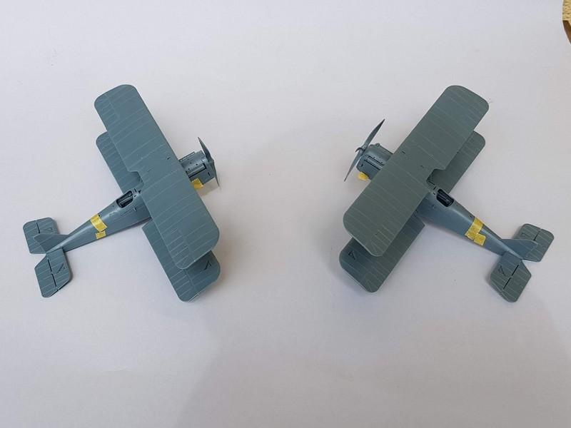 Duo de RAF SE5a de chez Eduard au 1/48 Se5-0110