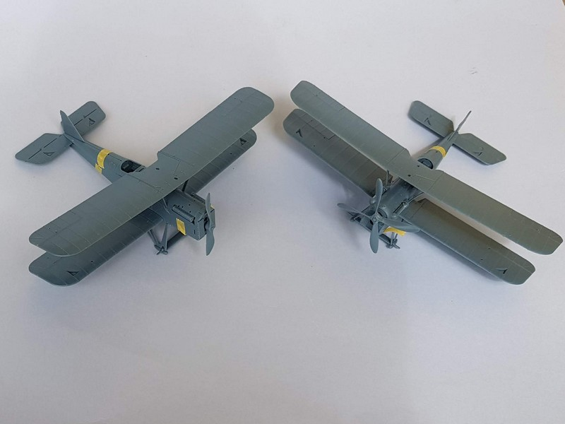 Duo de RAF SE5a de chez Eduard au 1/48 Se5-0210
