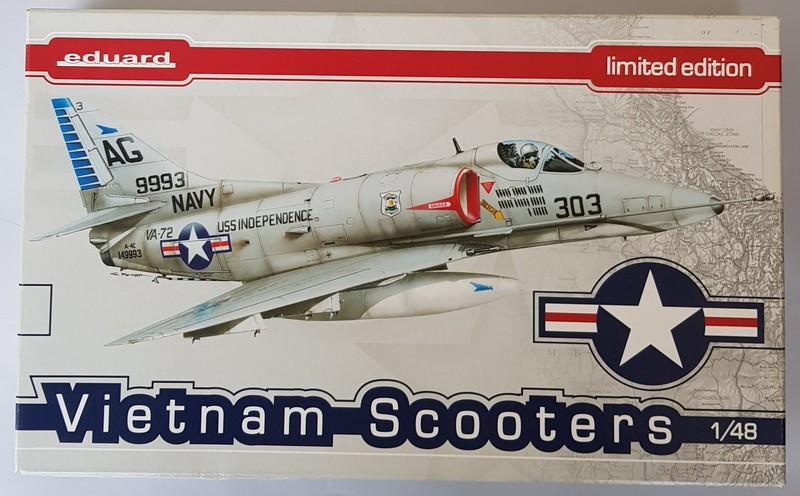 "A-4E Skyhawk ""Vietnam Scooter"" Eduard/Hasegawa 1:48 Skyhaw10"