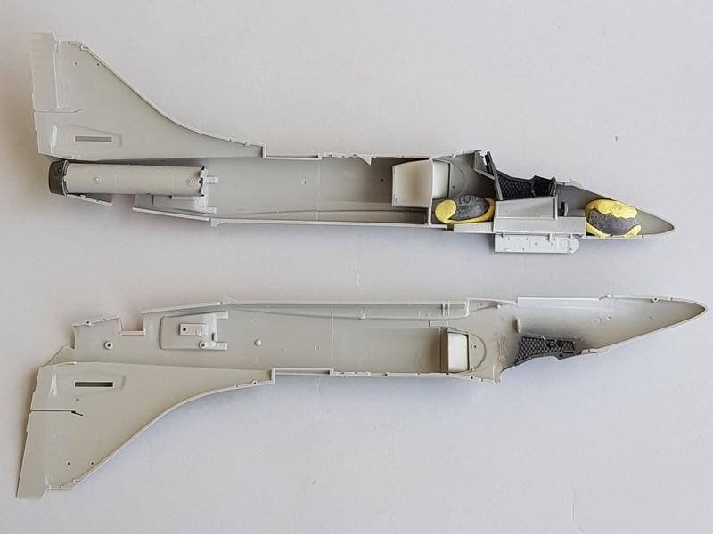 "A-4E Skyhawk ""Vietnam Scooter"" Eduard/Hasegawa 1:48 Skyhaw29"