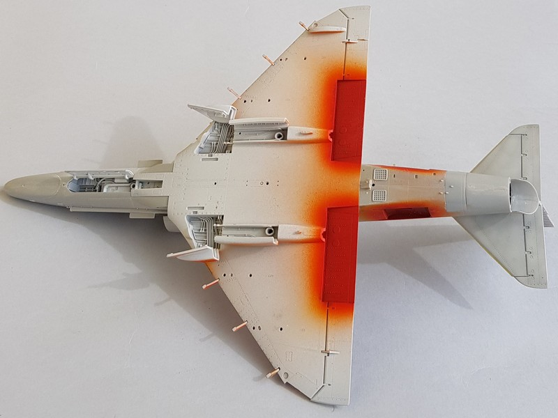 "A-4E Skyhawk ""Vietnam Scooter"" Eduard/Hasegawa 1:48 Skyhaw31"