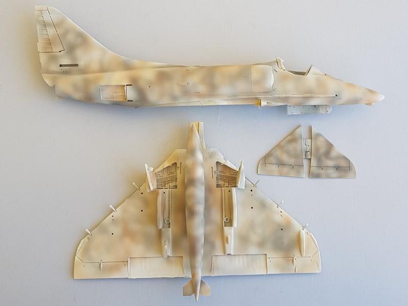 "A-4E Skyhawk ""Vietnam Scooter"" Eduard/Hasegawa 1:48 Skyhaw32"