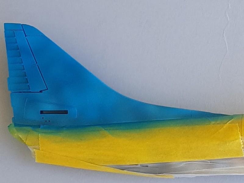 "A-4E Skyhawk ""Vietnam Scooter"" Eduard/Hasegawa 1:48 Skyhaw36"