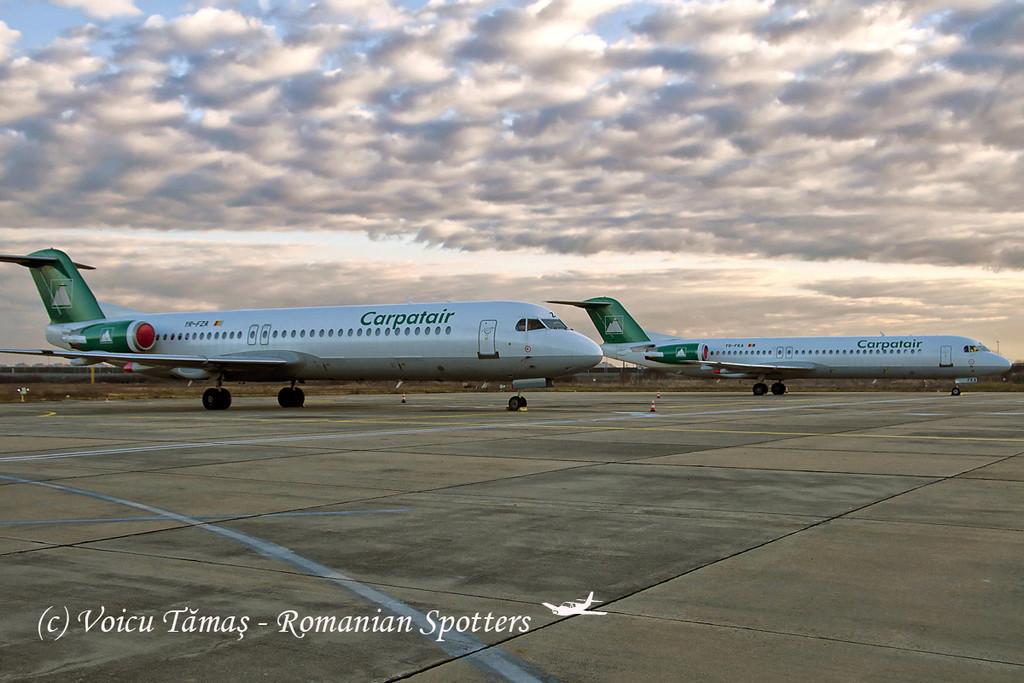Aeroportul Arad - Ianuarie 2018   Dsc_3113