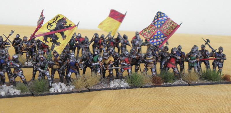 [Lien] Armées d'autres joueurs: les guerres des XIVème et XVème siècles - Page 2 17147410