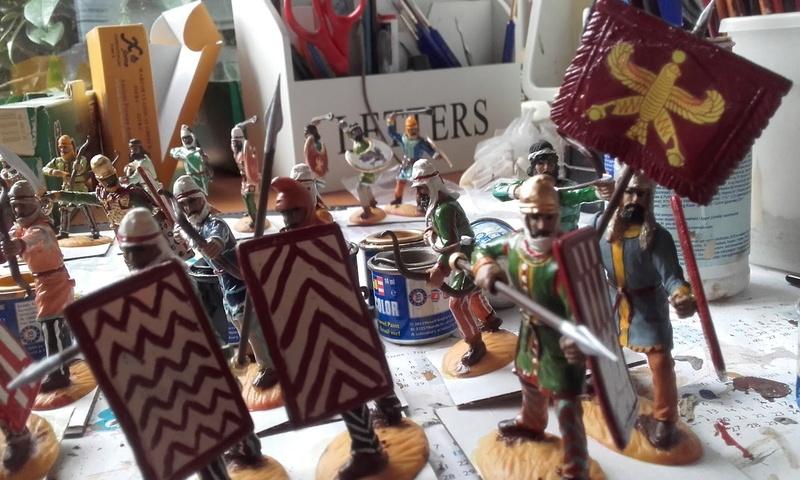 [Liens] Parthes, Palmyréens, Sassanides et Achéménides: armées d' autres joueurs - Page 2 20170910