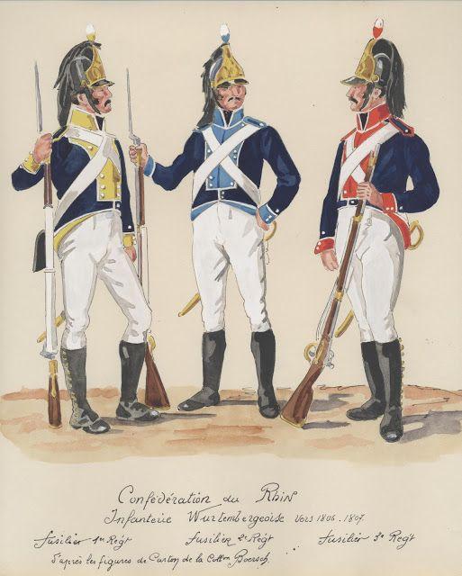 [Conversion] Bataillon léger WOLFF (Würtemberg) 44af0e10