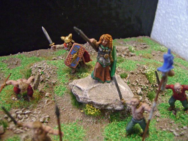 [Liens] Armées gauloises, galates et Bretonnes en métal - Page 2 Comple10