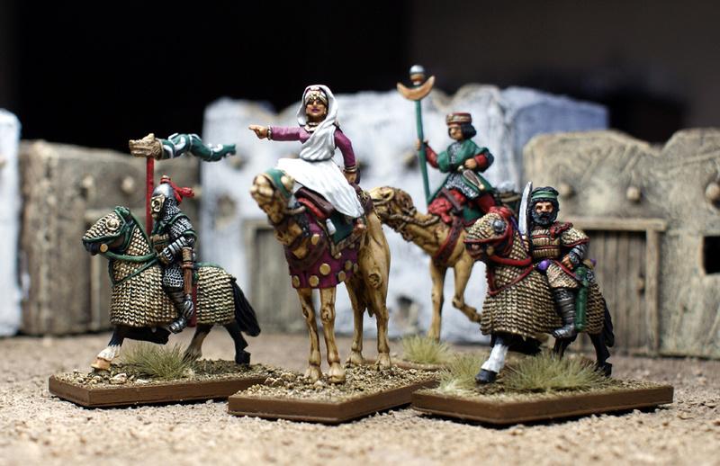 [Liens] Parthes, Palmyréens, Sassanides et Achéménides: armées d' autres joueurs - Page 2 Parth110
