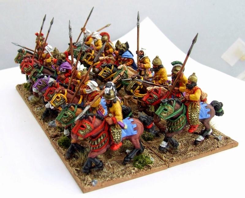 [Liens] Parthes, Palmyréens, Sassanides et Achéménides: armées d' autres joueurs - Page 2 Persia10