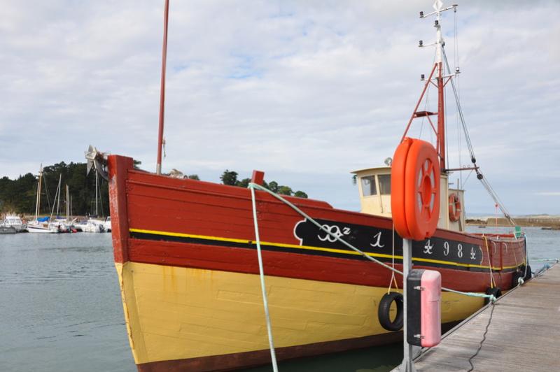 [VIE DES PORTS] Quelques bateaux de pêche (sur nos côtes Françaises) - Page 37 45410