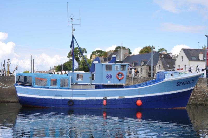 [VIE DES PORTS] Quelques bateaux de pêche (sur nos côtes Françaises) - Page 36 90010