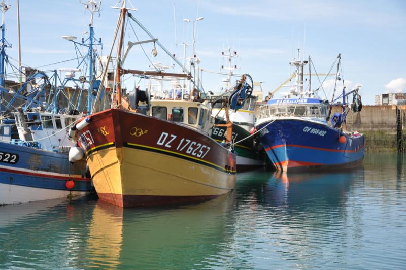 [VIE DES PORTS] Quelques bateaux de pêche (sur nos côtes Françaises) - Page 38 Ete_2017