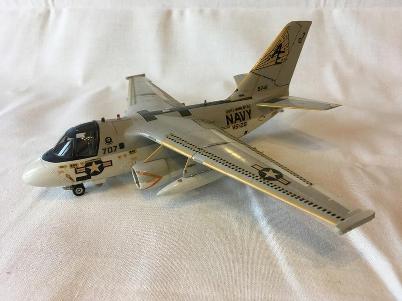 Lockheed S3A Hasegawa 1//72. 7a059910