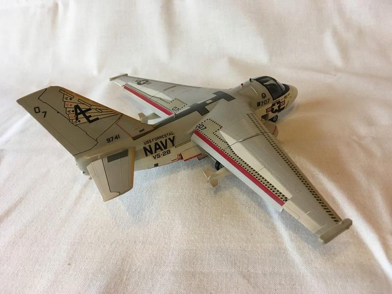 Lockheed S3A Hasegawa 1//72. 9ee73310