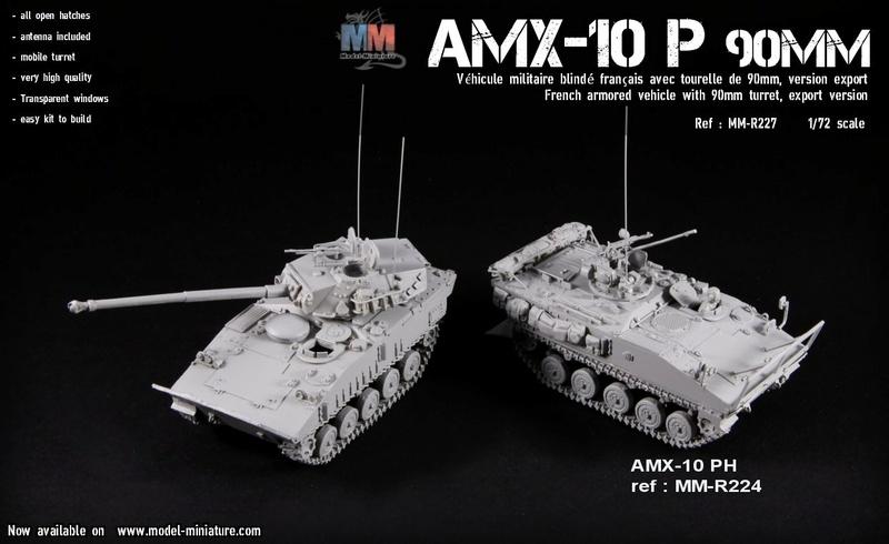 AMX-10 PAC 90mm Amx-1016