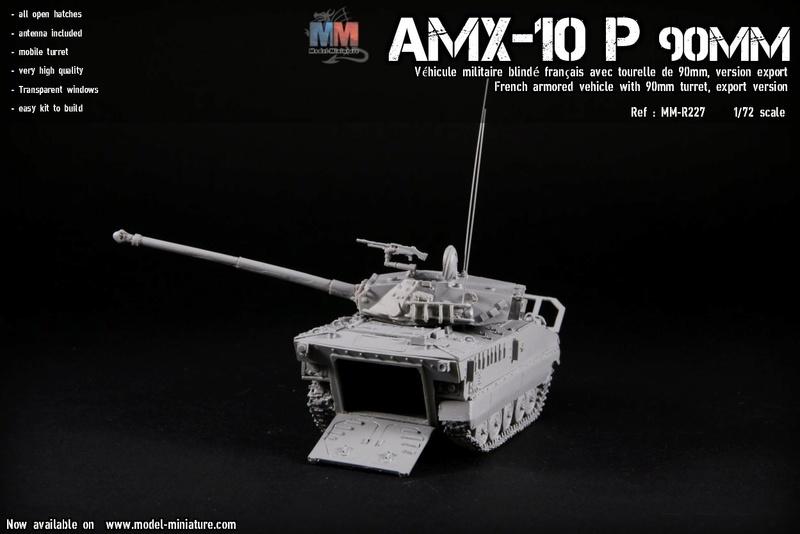 AMX-10 PAC 90mm Amx-1017