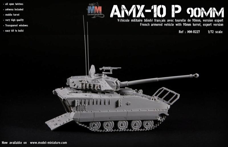 AMX-10 PAC 90mm Amx-1019