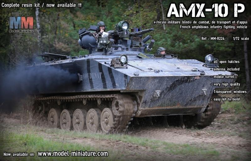 AMX-10PH et accessoires pour AMX-10P Image214