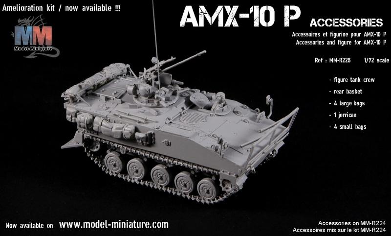 AMX-10PH et accessoires pour AMX-10P Image610