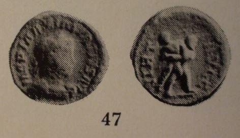Très rare quinaire Maximien Hercule sur EBay Bastie10