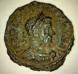 Très rare quinaire Maximien Hercule sur EBay Max111