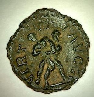 Très rare quinaire Maximien Hercule sur EBay Max211
