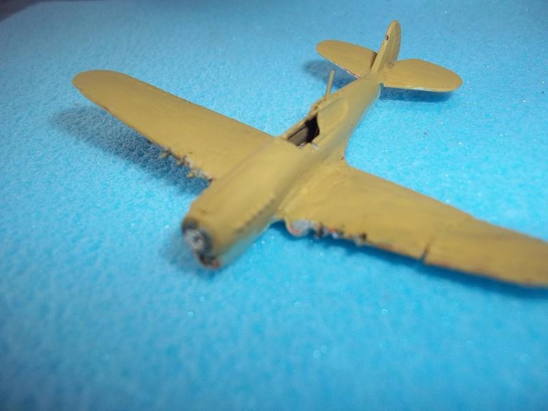 Curtiss P-40 Warhawk 1/144  102_4111
