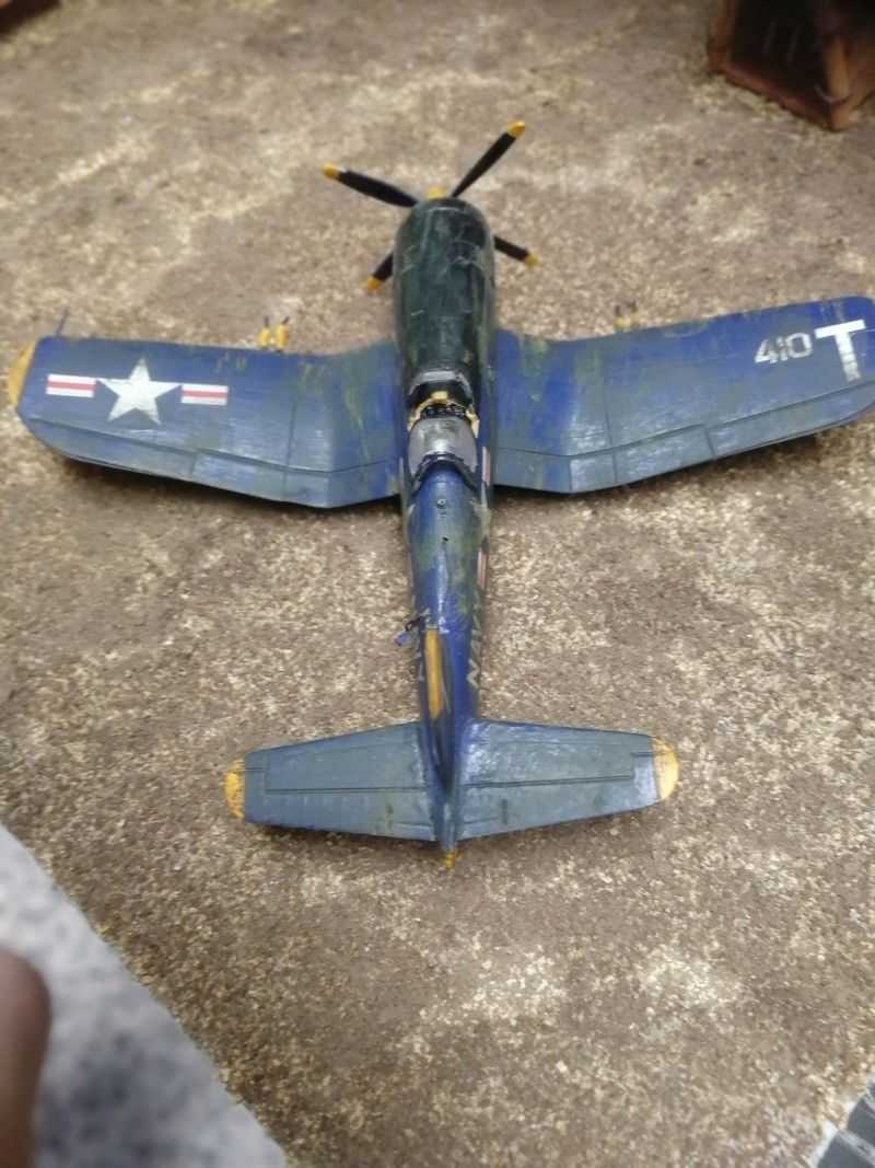 Corsair F4U   1/72 Img_2049