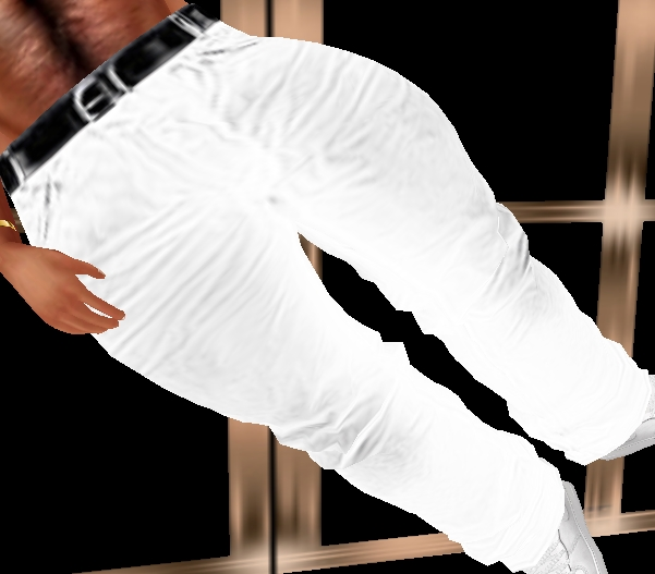 Elegant Jeans Sexy White Jeans_10