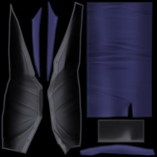 Deacon Suit Male0110